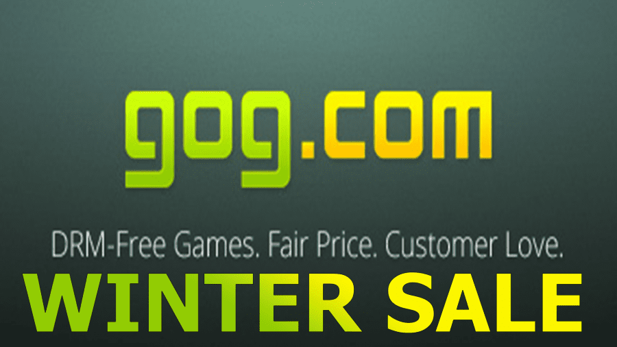 GOG.com Winter Sale Will Start Tomorrow– With a Free Game