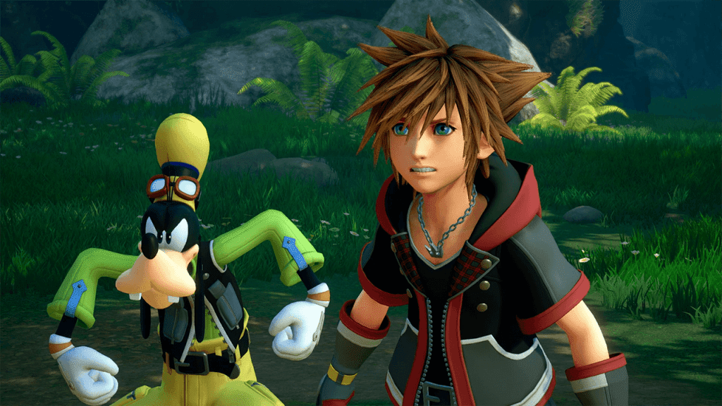 E3 2018 Microsoft Xbox Conference Kingdom Hearts 3