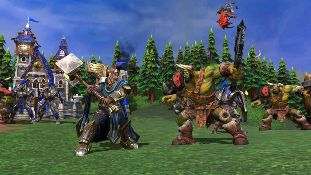WARCRAFT III REFORGED 03