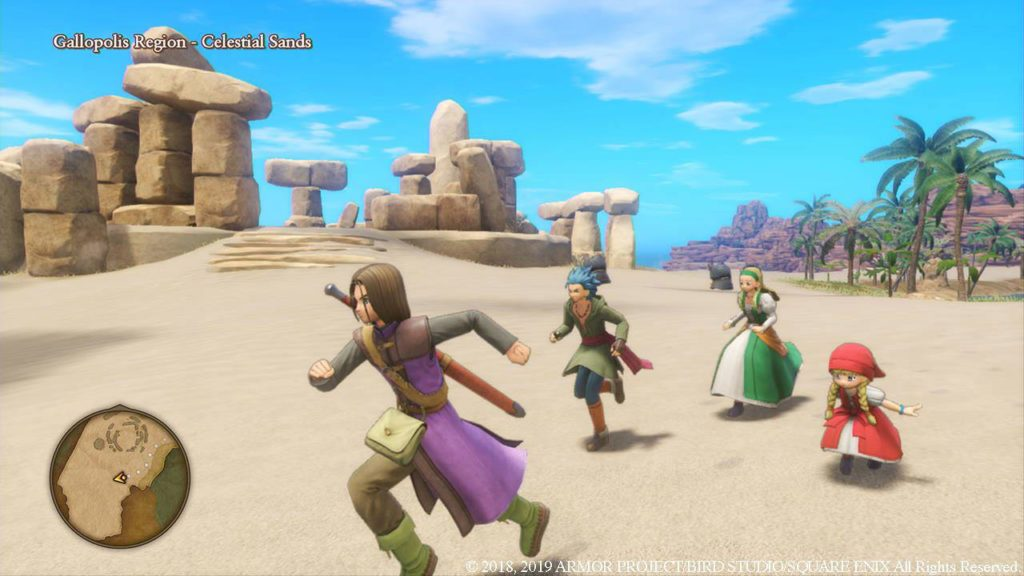 Dragon Quest XI S Echoes of an Elusive Age Screenshot 03