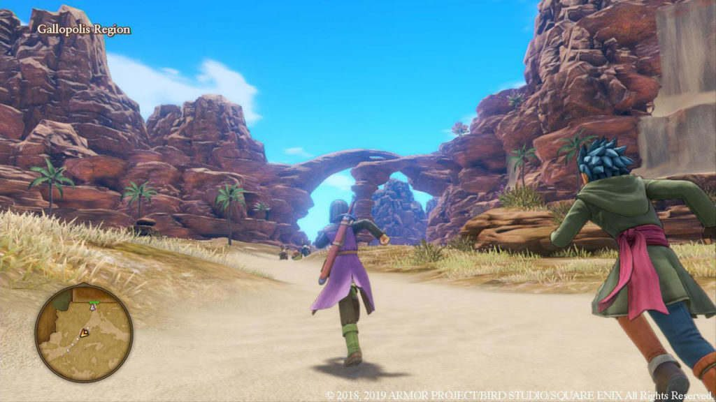 Dragon Quest XI S Echoes of an Elusive Age Screenshot 04