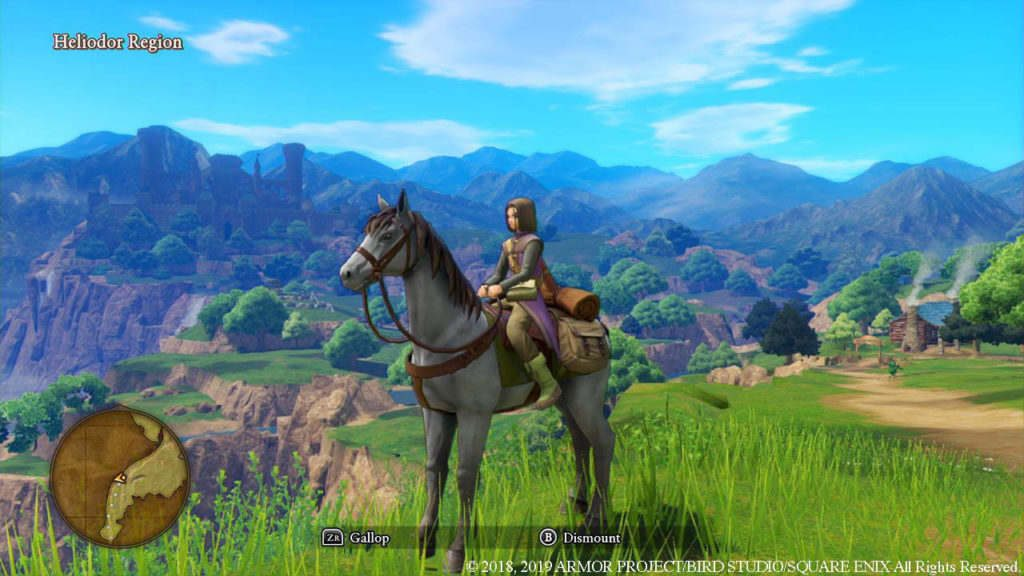 Dragon Quest XI S Echoes of an Elusive Age Screenshot 05