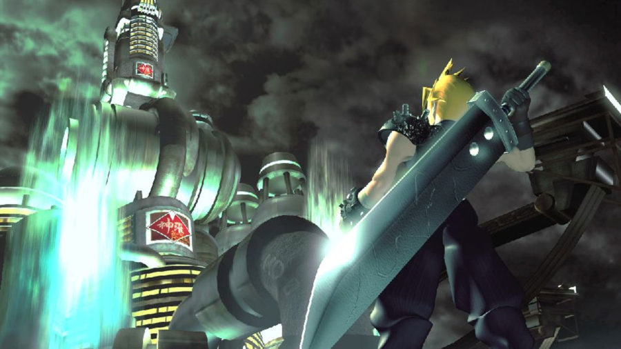 Final Fantasy VII Nintendo Switch Xbox One Featured