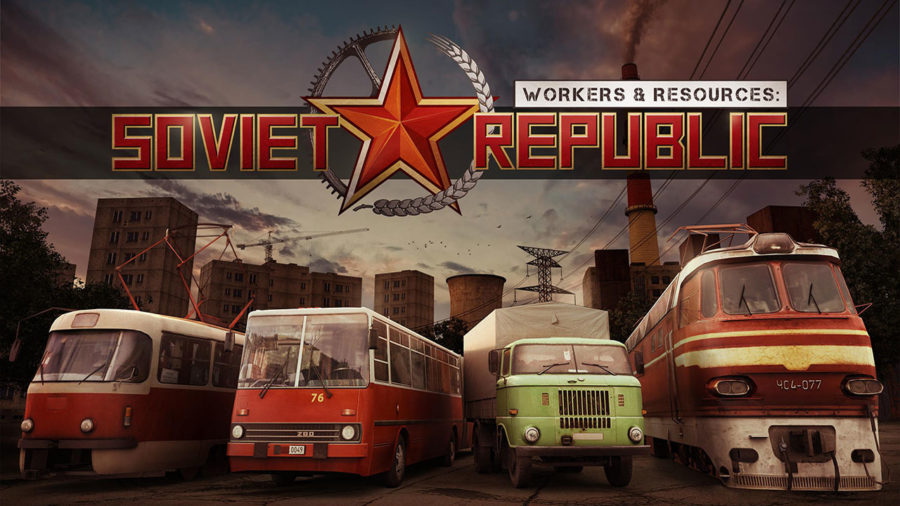 Workers & Resources Soviet Republic Featured