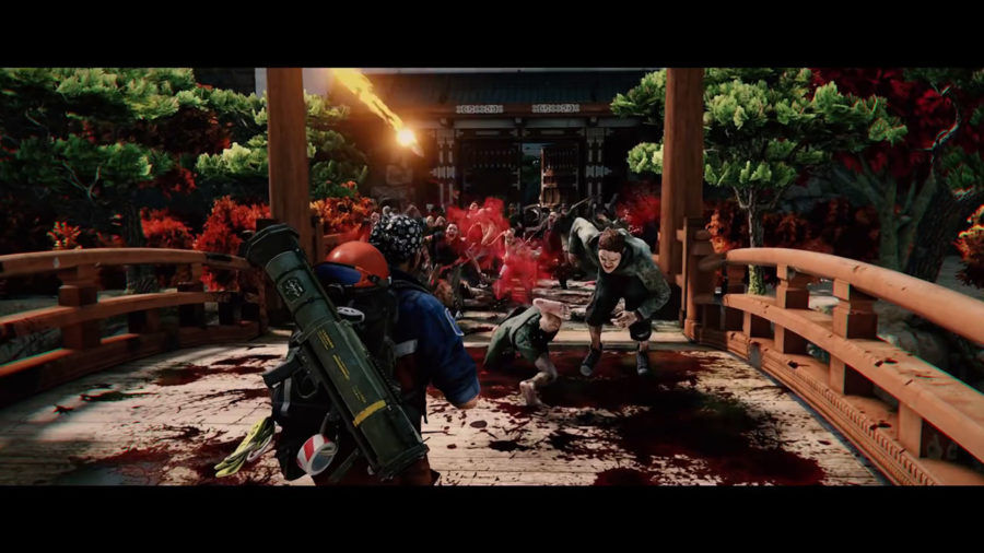 World War Z Stories in Tokyo Screenshot 08