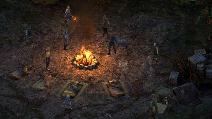 Pillars of Eternity Complete Edition Nintendo Switch Screenshot 07