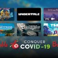 Humble Conquer COVID-19 Bundle Featured
