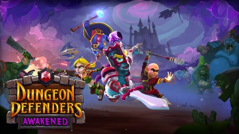 Dungeon Defenders Awakened First Impression