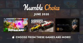 Humble Choice June 2020 Featured