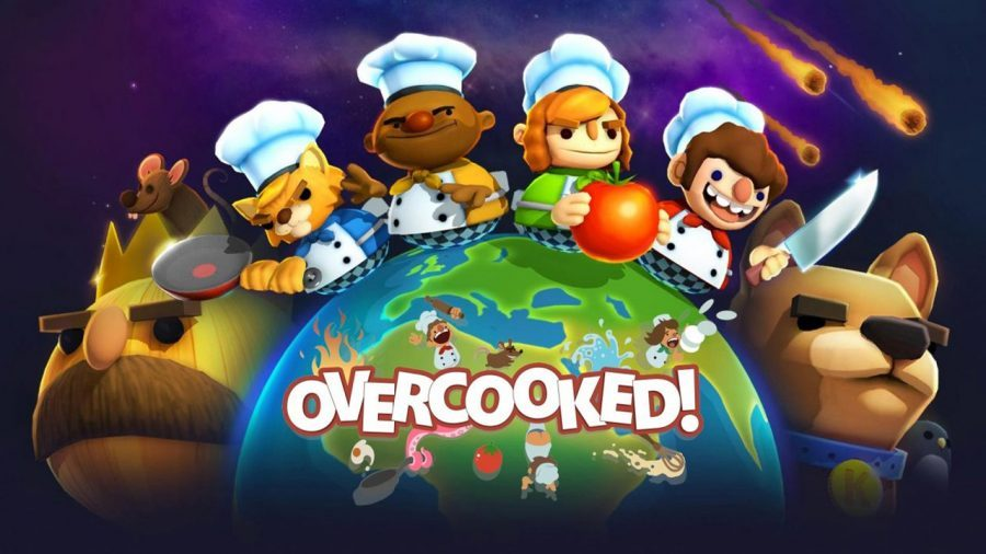 Overcooked Epic Games Store Free Featured