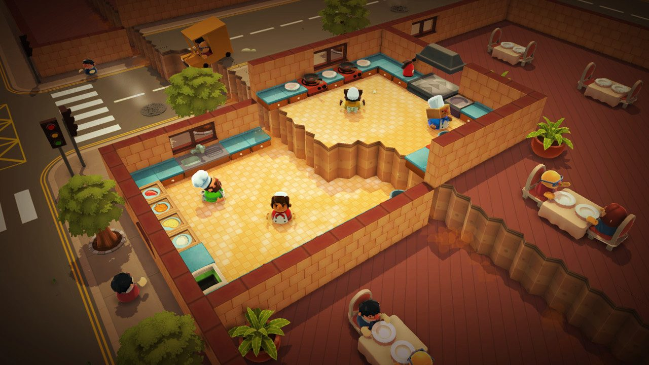 Overcooked Epic Games Store Free Screenshot 01