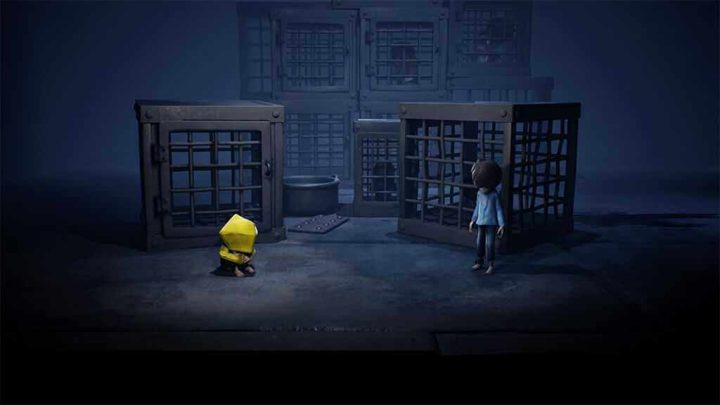 Little Nightmares Complete Edition Switch 01