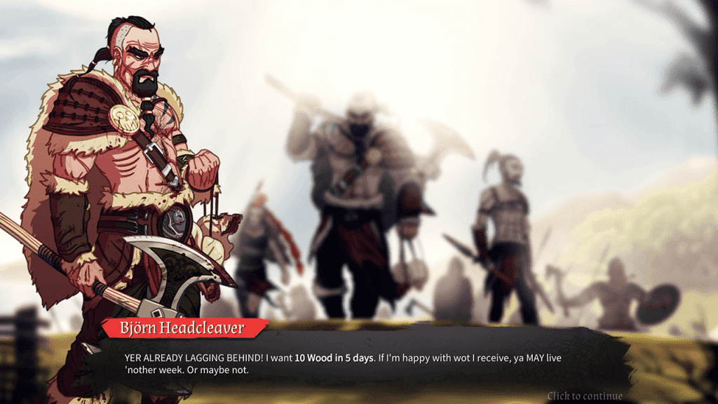 Dead in Vinland First Impression The Enemy