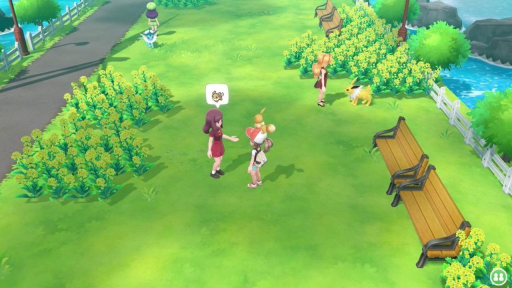 POKEMON LETS GO PIKACHU AND POKEMON LETS GO EEVEE MASTER TRAINER 02