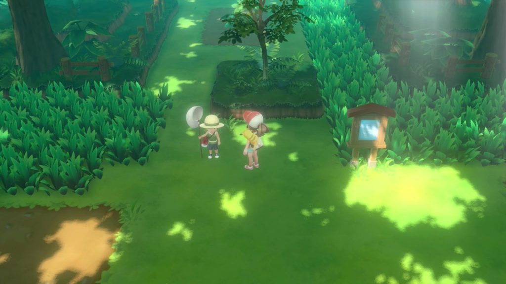 POKEMON LETS GO PIKACHU AND POKEMON LETS GO EEVEE MASTER TRAINER 09