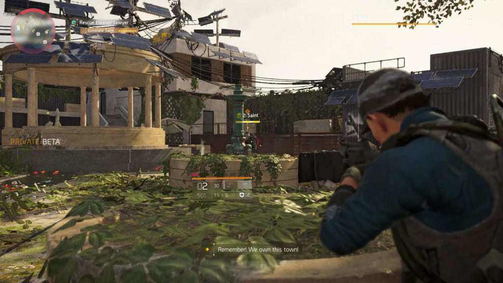 The Division 2 Private Beta Screenshot 03