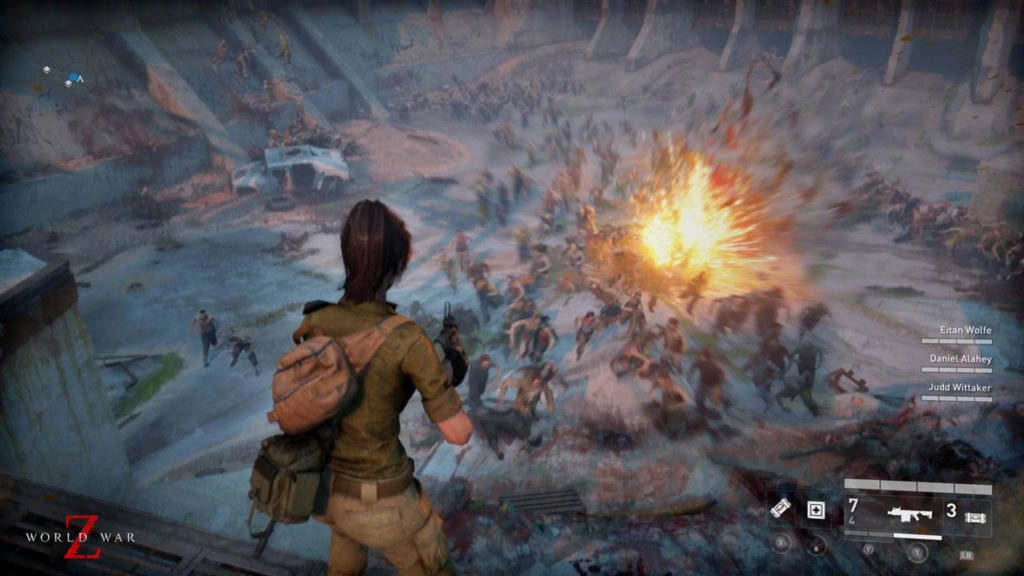 World War Z Screenshot 03