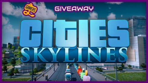 Cities Skylines Giveaway