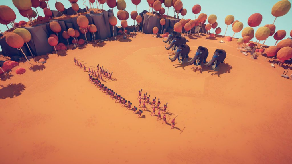 Totally Accurate Battle Simulator Early Access Screenshot 03