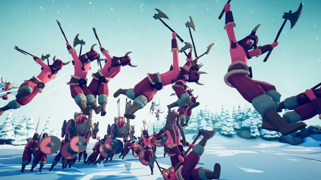 Totally Accurate Battle Simulator Early Access Screenshot 05