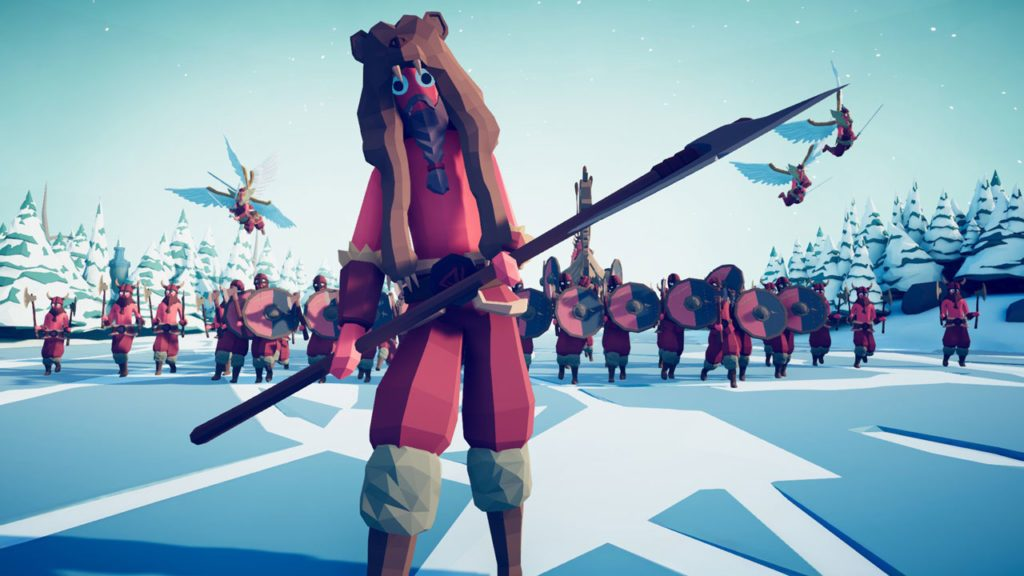 Totally Accurate Battle Simulator Early Access Screenshot 07