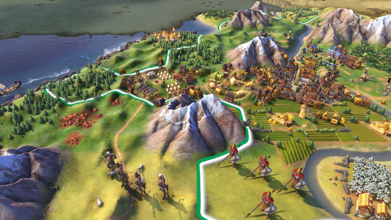 Civilization VI Epic Games Store Screenshot 01