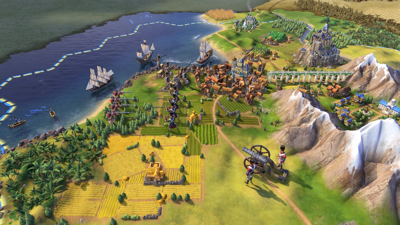 Civilization VI Epic Games Store Screenshot 05