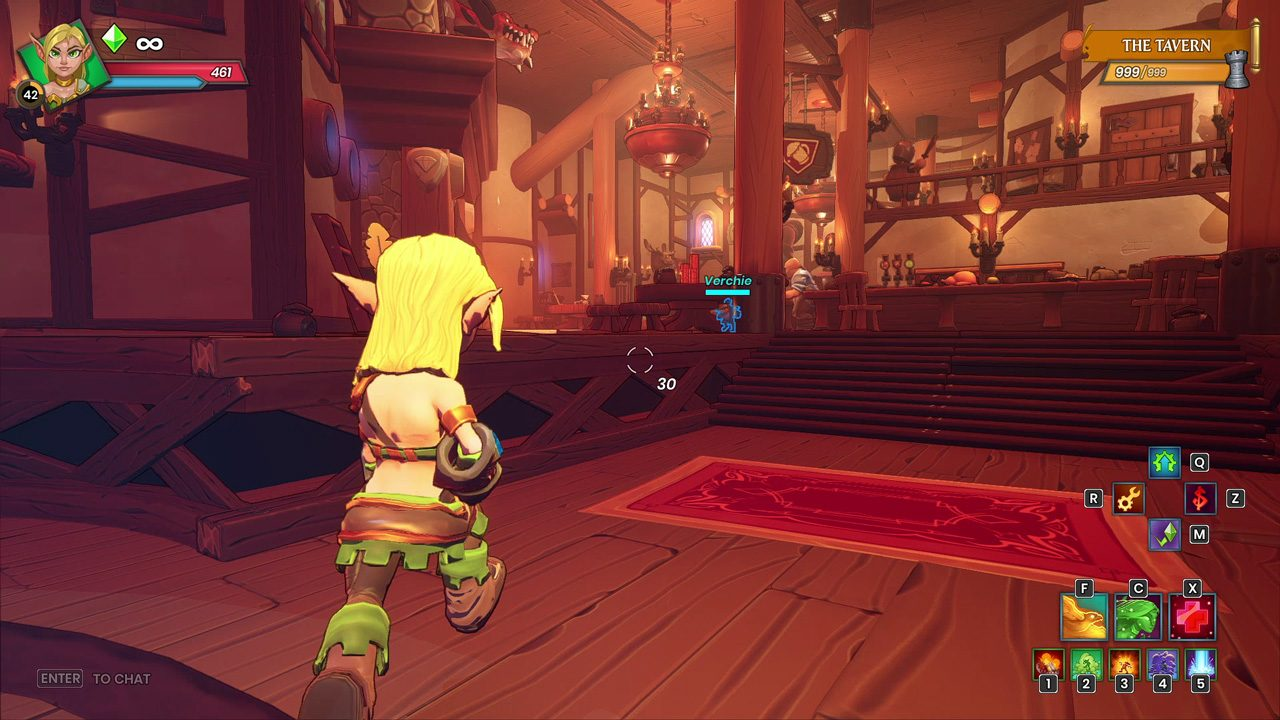 Dungeon Defenders Awakened First Impression 04