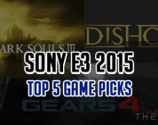 Top 5 Games in E3 2015