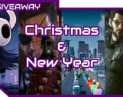 The Gamers Camp Christmas New-Year Giveaway Website