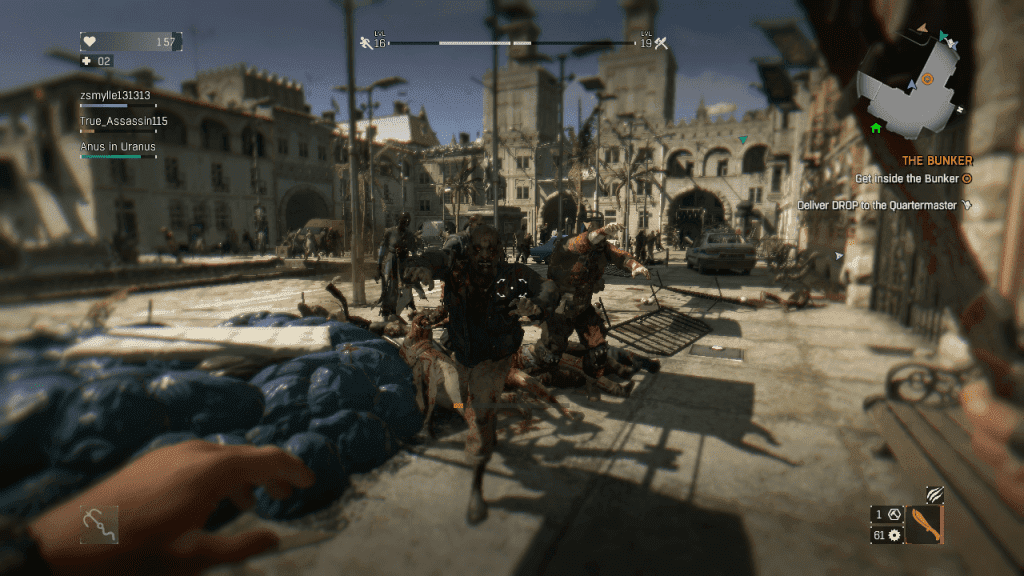 [Game Review] Dying Light Replay Value