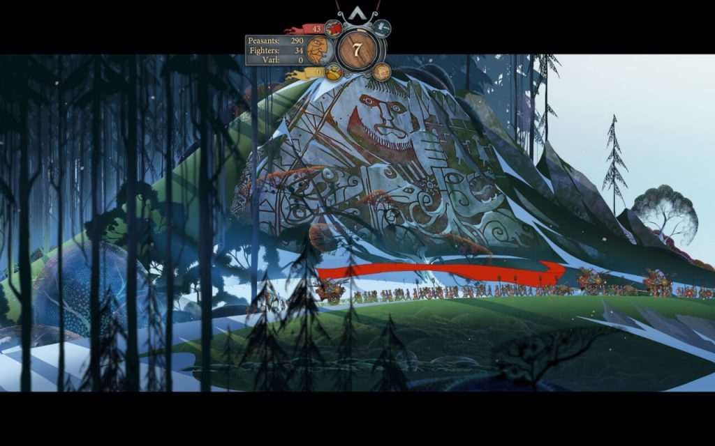 The Banner Saga Replay Value