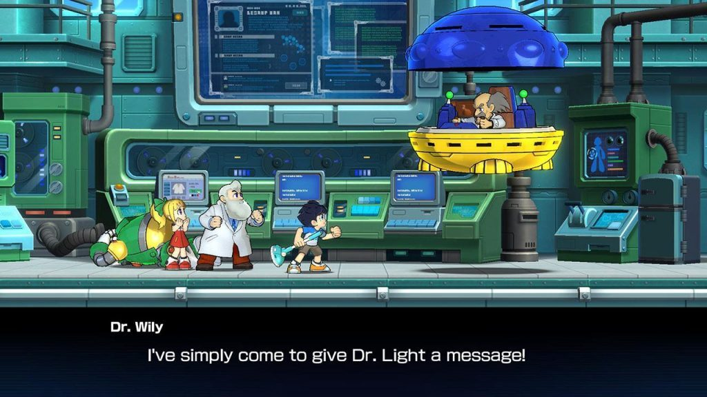 Mega Man 11 screens 01