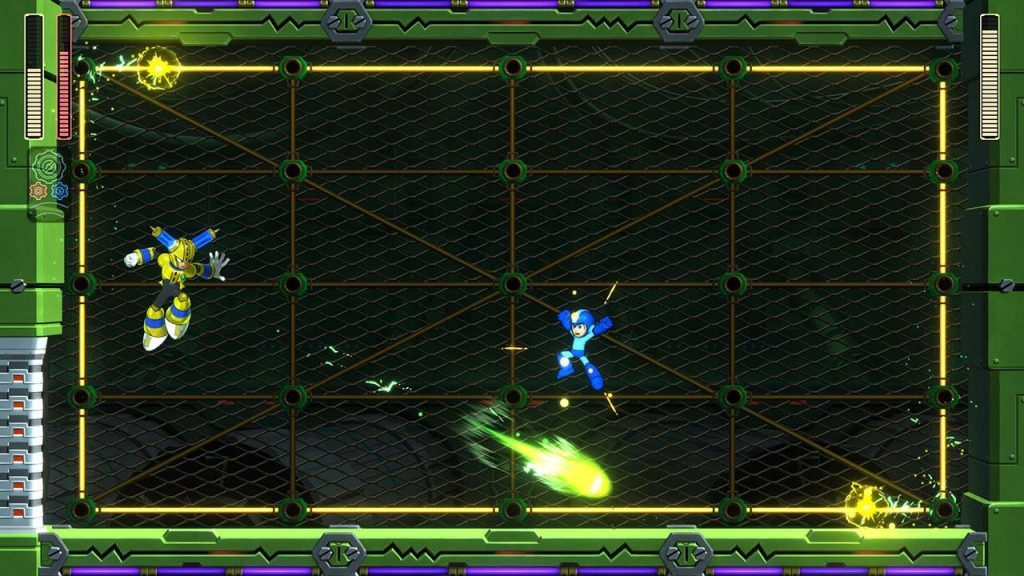Mega Man 11 screens 08 Fuse Man 2