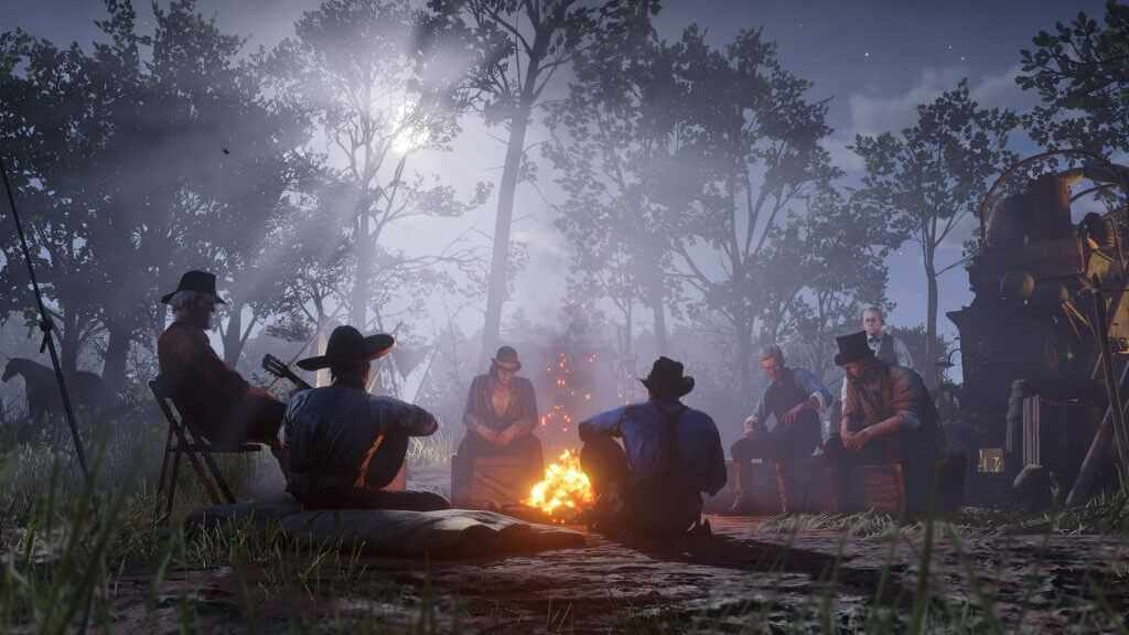 Red Dead Redemption 2 - 10