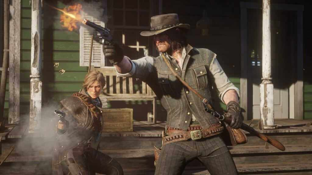 Red Dead Redemption 2 - 12