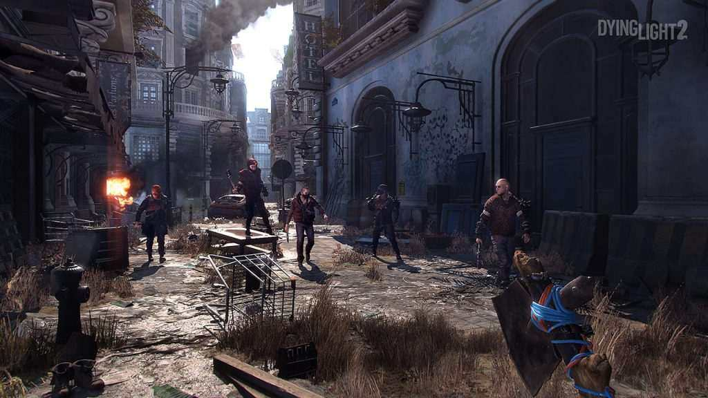 E3 2018 Microsoft Xbox Conference Dying Light 2