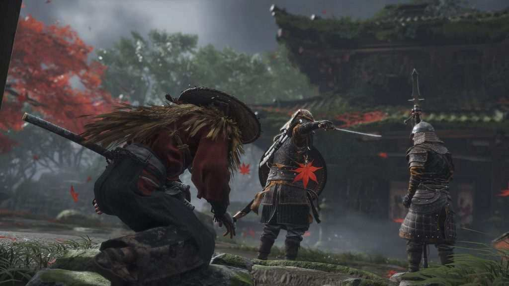 Sony E3 2018 Conference Ghost of Tsushima