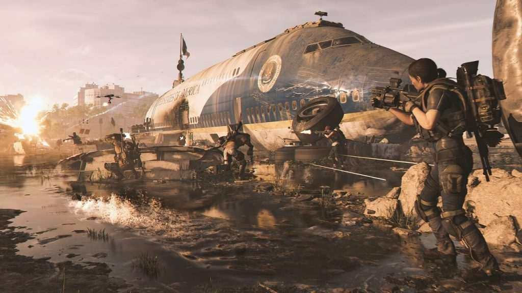 Ubisoft E3 2018 Conference The Division 2