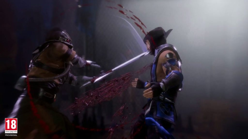 Mortal Kombat 11 Kabal 06