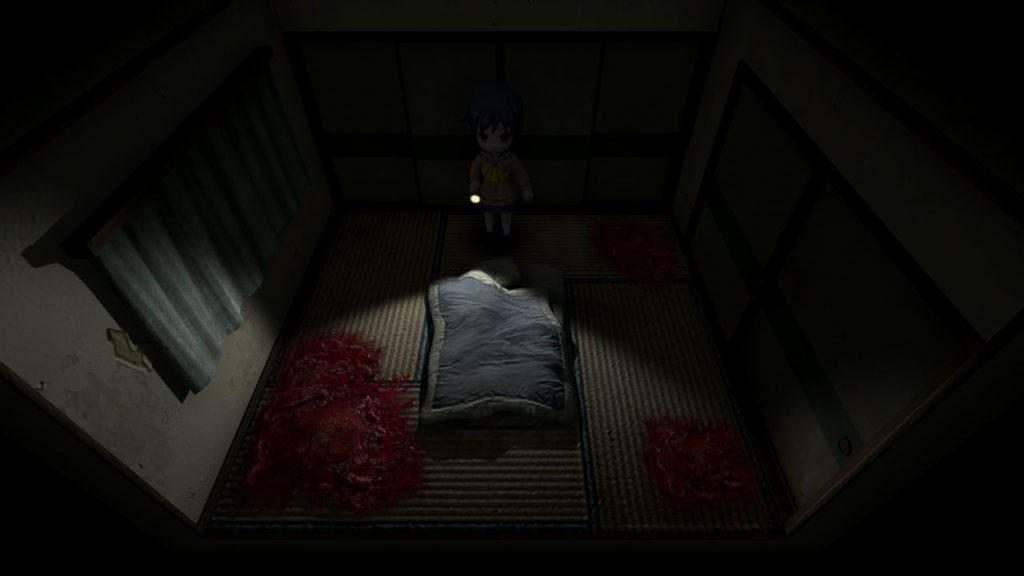 Corpse Party Blood Drive Screenshot 11