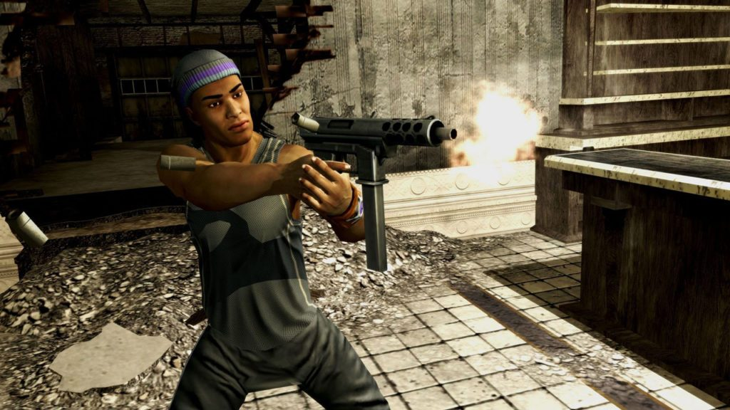 Saints Row 2 Consolitis