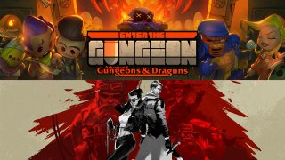 Enter The Gungeon and Gods Trigger Featured