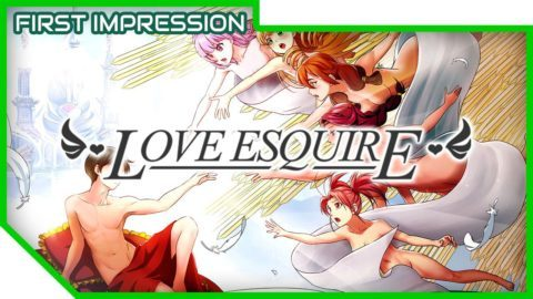 First Impression Love Esquire