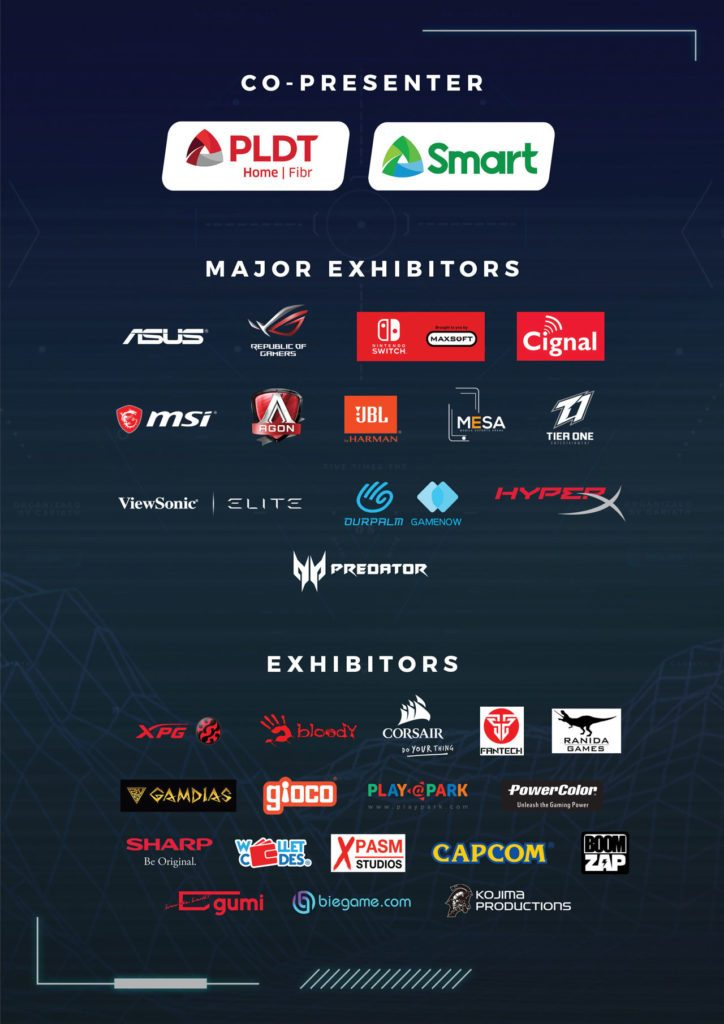 ESGS 2019 Exhibitors List