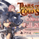 Trails of the Cold Steel III finally gets a localization!