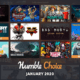 Humble Choice January 2020 Featured