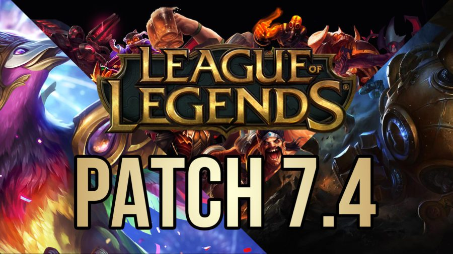 League of Legends – Patch 7.4 Notes