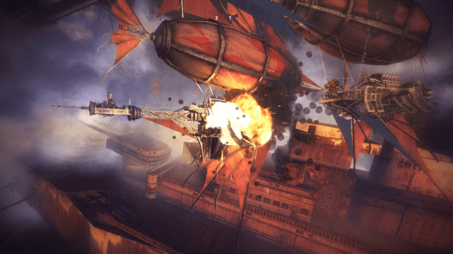 Guns of Icarus Online Free Humble Bundle