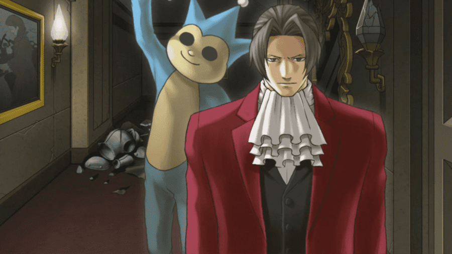 Ace Attorney Miles Edgeworth Mobile iOS Android Featured